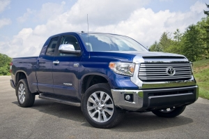 Toyota Tundra 5.7i King Cab 4WD Long Bed фото
