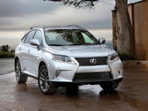 Lexus RX: технические характеристики…